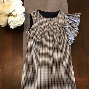 Women's Checkered Dress